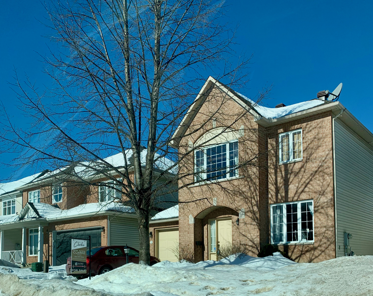 3 Bedroom Detached House in Barrhaven $445,000